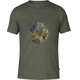 Fjällräven Rock Logo T-Shirt Men mountain grey